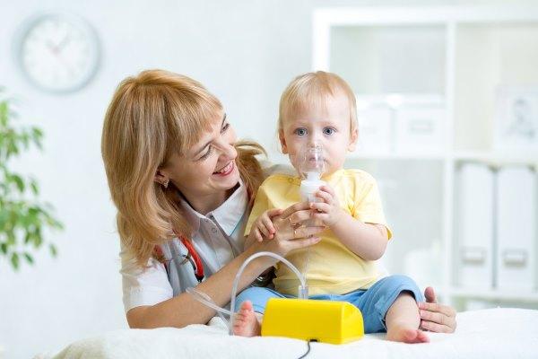 Рецепты растворов для лечения насморка у детей небулайзером. Как проводить ингаляции