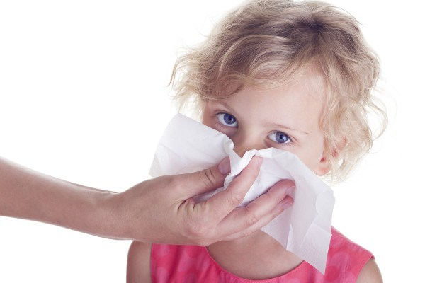 Капли в нос для грудничков от заложенности