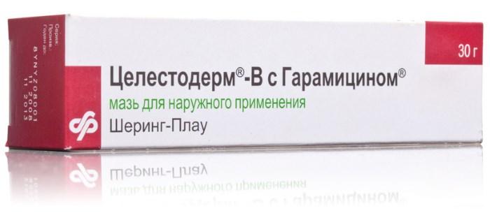 Мази от дерматита на коже лица, рук, ног у взрослых и детей
