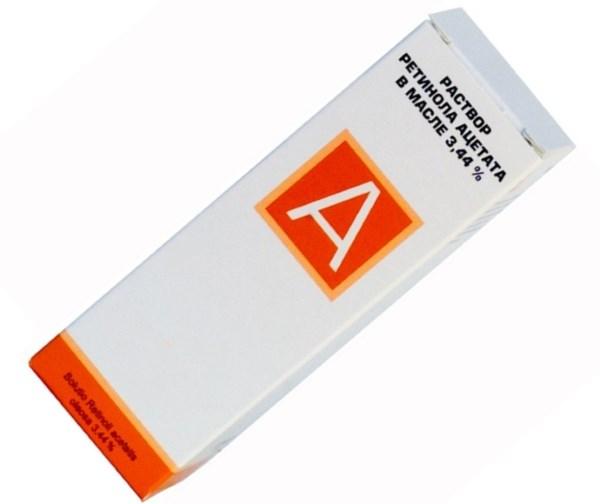 Витамин А. Инструкция применения. В капсулах, ампулах, продуктах для кожи и волос