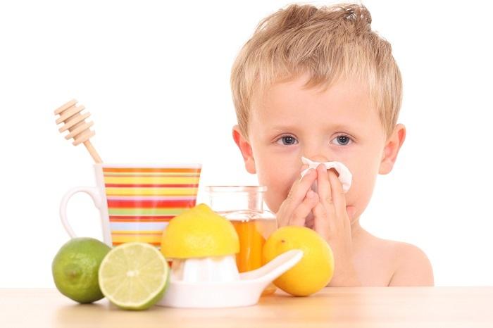 Аллергия у ребенка – симптомы и лечение