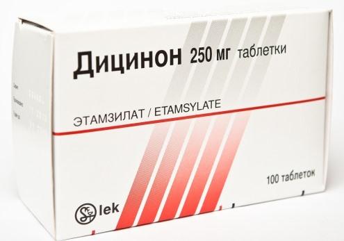 Препараты для остановки крови при обильных месячных. Народные средства