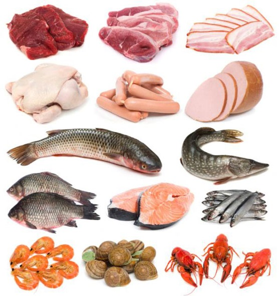 В12 витамин в каких продуктах содержится, комплексы в таблетках, ампулах, уколах. Цена, применение фолиевой кислоты