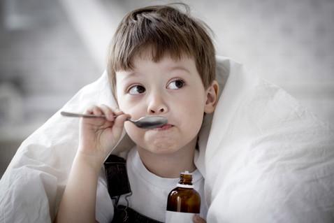 При мокром кашле у детей что пить