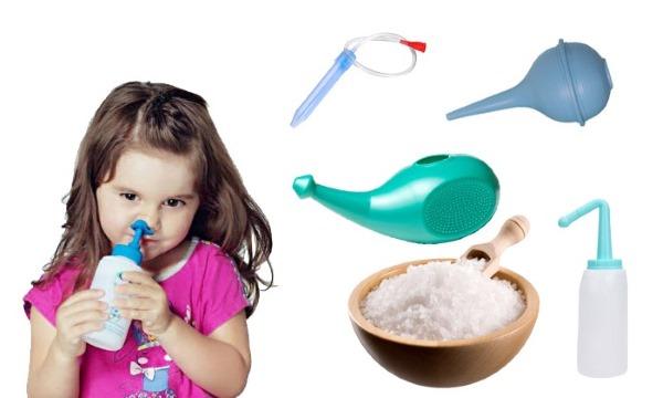 Народные средства от насморка и заложенности носа для детей разного возраста