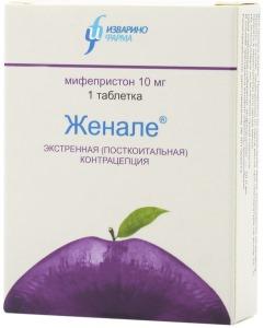 Таблетки для прерывания ранней беременности. Список препаратов без рецепта