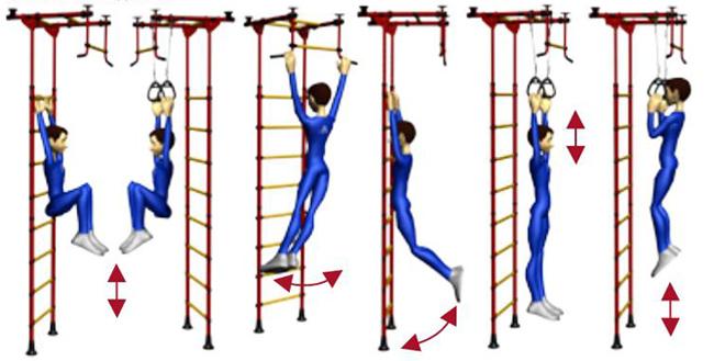 Зарядка для спины при остеохондрозе и грыжи thumbnail