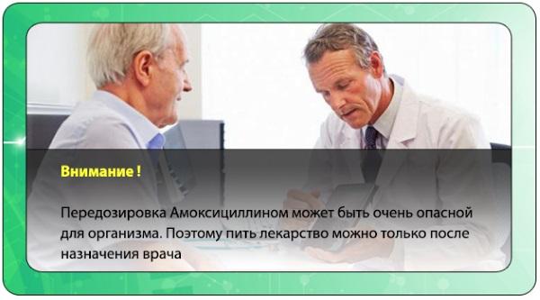 Амоксициллин. Инструкция по применению: таблетки, суспензия, капсулы взрослым и для детей