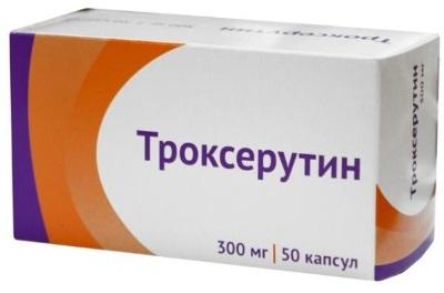 Аналоги Троксевазина. Список недорогих препаратов с описанием и ценами. Инструкция по применению