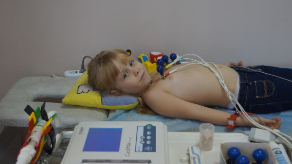 У ребенка пульс 120 что делать