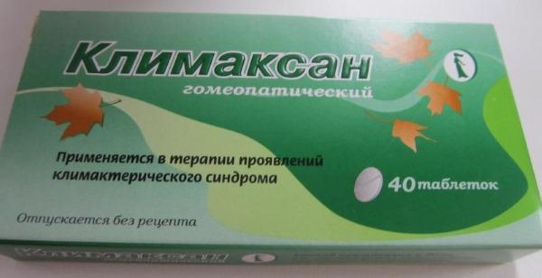 Климаксан. Инструкция по применению, цена, отзывы женщин и врачей. Применение таблеток при климаксе, состав, аналоги, противопоказания