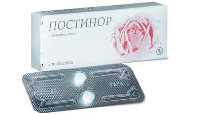 Противозачаточные таблетки после полового акта