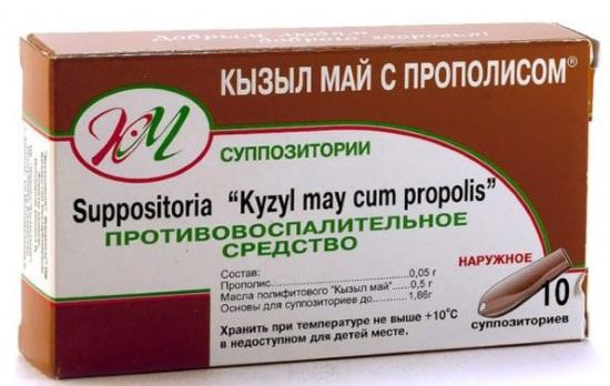 Противовоспалительные свечи в гинекологии для женщин при воспалении придатков, яичников, цистите, от полипов шейки матки. Список препаратов, названия
