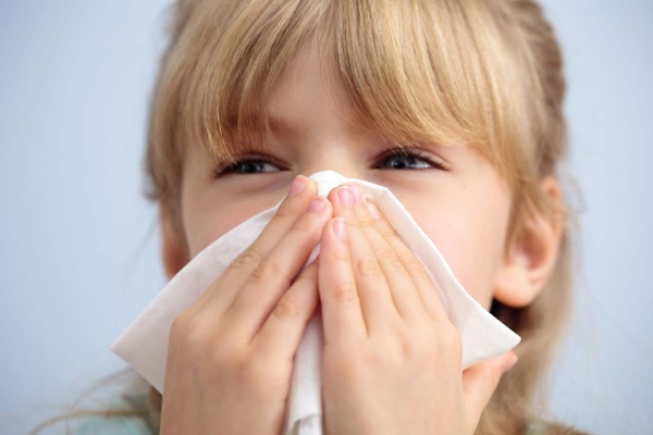 Детские капли от заложенности носа 3 года