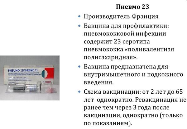 Пневмококковая прививка. От чего защищает, как делается, реакция, график вакцинации 2019