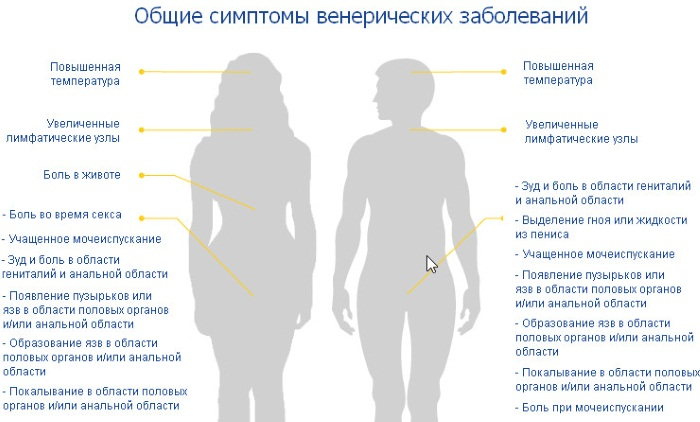 Симптомы венерологических заболеваний у мужчин. Фото. Ощущения и лечение. Признаки и клинические рекомендации