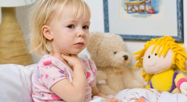 Тонзиллит. Симптомы и лечение у детей. Признаки, чем опасен. Лекарства: антибиотики, таблетки
