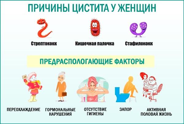 Антибиотик для кормящих мам при цистите