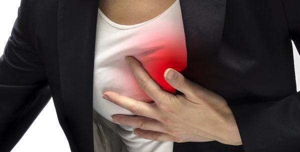 zhzhenie v oblasti serdtsa 1 - What pathologies can provoke a burning sensation in the heart