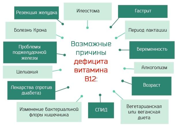 Витамин B12 в ампулах. Инструкция по применению для организма, волос, кожи. Названия, цены