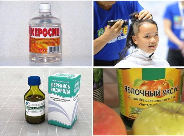 Лечение педикулеза у детей. Препараты, народные средства, лекарства