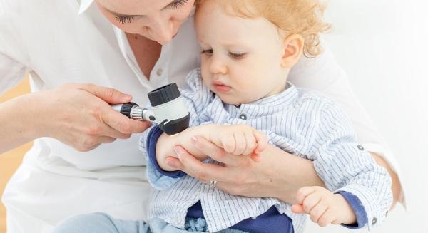 Вирусная экзантема у детей. Признаки, симптомы, фото и лечение