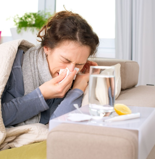 Воспаление подмышечных лимфоузлов у женщин. Причины, симптомы, лечение