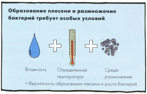 Комфортная влажность воздуха в помещении для человека. Относительная, абсолютная, как определить и улучшить