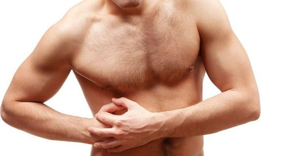 Боль в правом подреберье сзади со спины