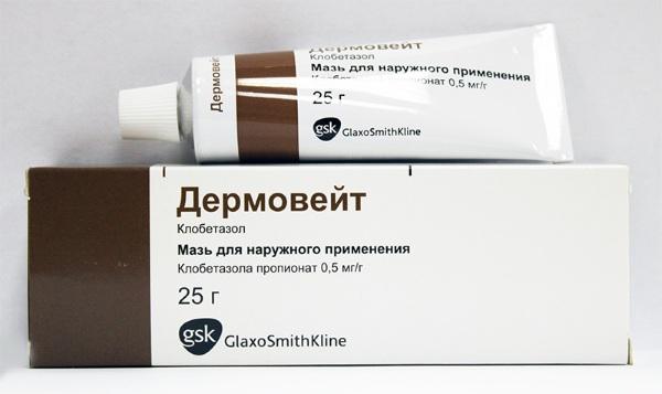 Гормональные мази от аллергии на коже у взрослых и детей. Список эффективных, как действуют