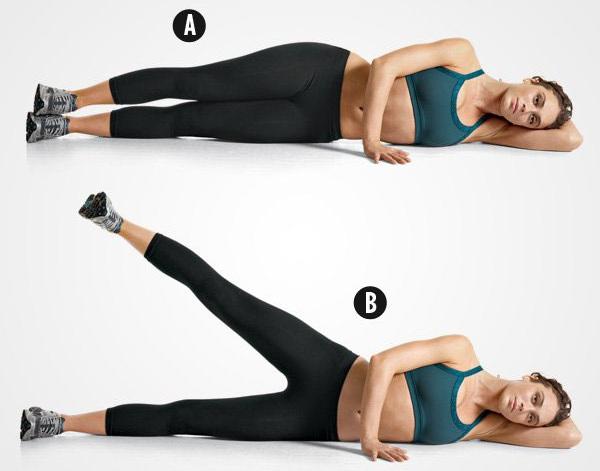 Грушевидная мышца. Где находится, симптомы и лечение воспаления слева, справа, упражнения, массаж, уколы