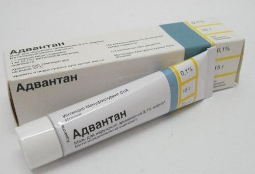 Мази от дерматита и кожных заболеваний на лице, руках, ногах. Список негормональных, цены