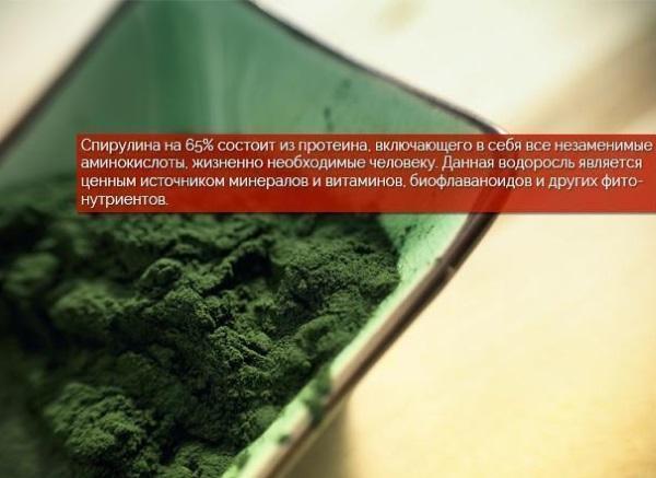 Спирулина в таблетках для похудения. Как принимать, до или после еды, как долго