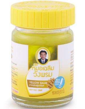 Лечебные мази (бальзамы) для суставов из Тайланда. Цены, отзывы