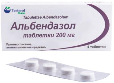 Противогельминтные препараты широкого спектра действия. Список последнего поколения, цены