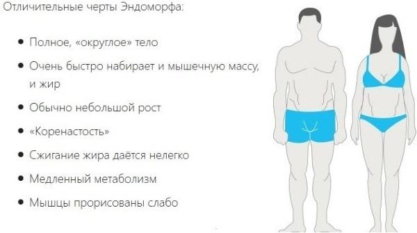 Телосложение типы у женщин. Фото, как определить: эктоморф, мезоморф, эндоморф, астеник, нормостеник, гиперстеник