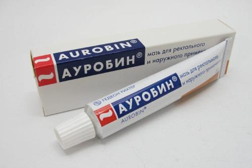 Ауробин мазь. Инструкция по применению, цена, аналоги, отзывы