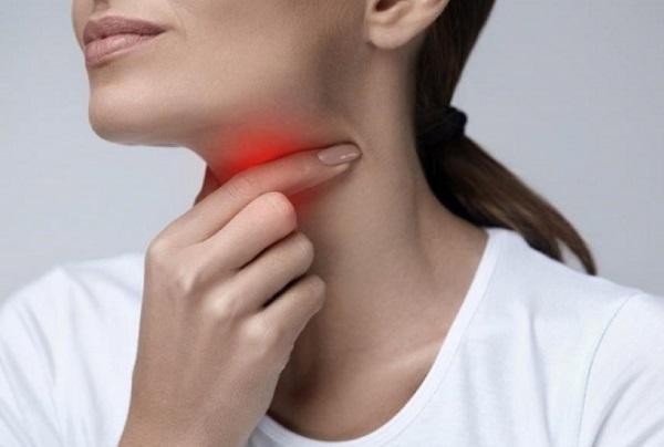 Сироп от боли в горле