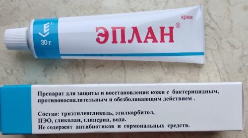 Экзема на лице: лечебные мази, кремы, таблетки, народные средства