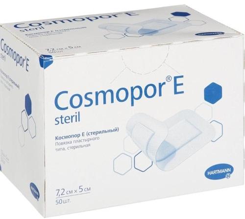 Повязка Космопор (Cosmopor) послеоперационная самоклеющаяся. Типы, размеры, цена