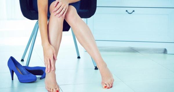 Мази от усталости и боли в ногах. Названия, цены, отзывы