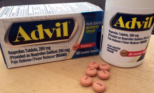Advil (Адвил) американские таблетки. Инструкция по применению, цена, отзывы