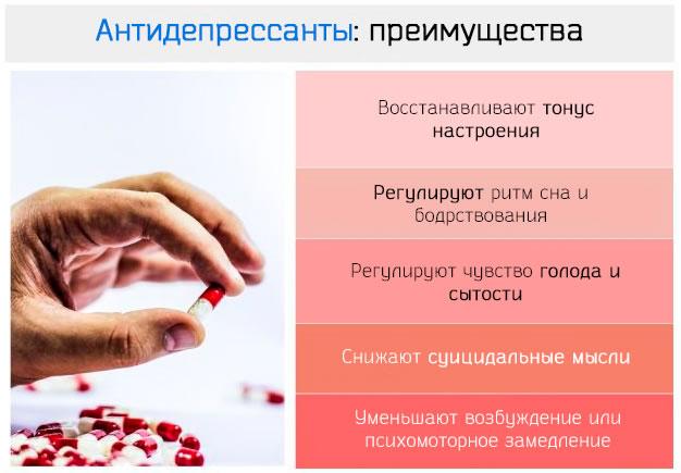 Антидепрессанты. Список лучших препаратов нового поколения, трициклические, растительного происхождения, по рецепту и без