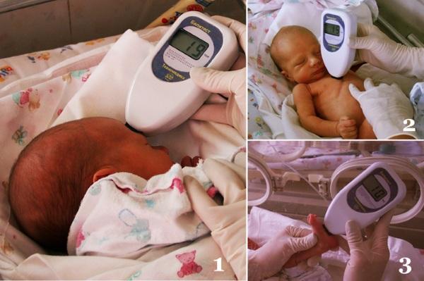 Билитест для новорожденных. Норма показателей, как использовать, где купить