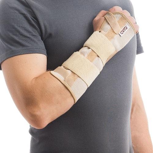 Ортезы на лучезапястный сустав после снятия гипса, перелома шиловидного отростка, защита связок. Цены, отзывы