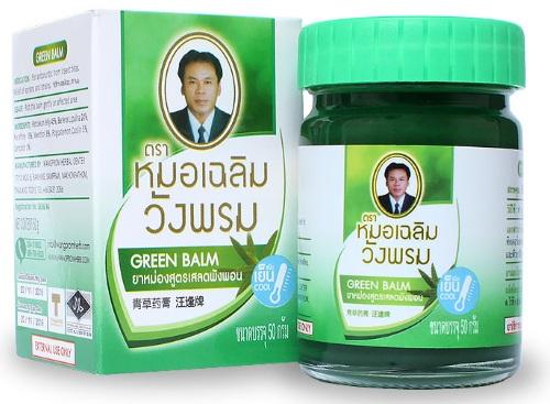 Зеленый бальзам из Тайланда. Инструкция по применению, где купить, цена