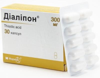 Берлитион (Berlithion) 600 таблетки. Цена, инструкция по применению, аналоги