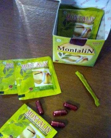 Монталин (Montalin) лекарство для суставов. Инструкция по применению, цена