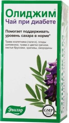 Олиджим таблетки для диабетиков. Отзывы, инструкция, состав, цена
