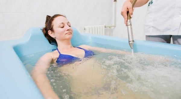 Водный массаж в домашних условиях